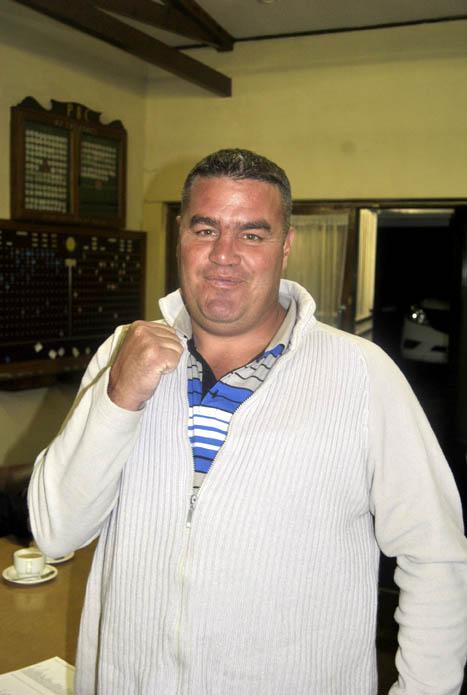 giovani Pretorius - African Ring
